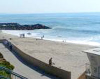 Swim & Surf at Carlsbad Beach Just Steps Away